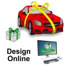 Presentband design online