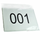 Loppnummer i förpackning i PP-väska