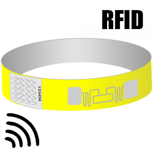 RFID papperarmband