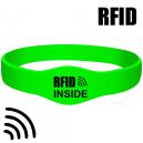 RFID silikone armband