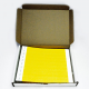1000 pappersarmband utan tryck i boxen