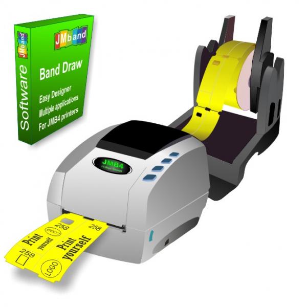 Garderobsbiljetter printer JMB4+