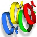 Textilarmband färger I lager