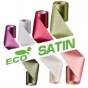 Tygband, viskos (Rayon) - acetat, tillverkat av träcellulosa. Miljövänlig textil för invigningsband.