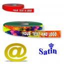 Digital färgtryckband i polyester presentband