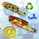 Hållbara och återvunna presentkorgar i Eco RePET-tyg