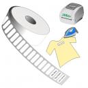 Skriv ut järn-på-namnetiketter med JMB4+-termisk skrivare