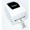 Termisk skrivare JMB4+ utskrift på vita entrébiljetter