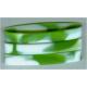 Tryckta gummiarmband med virvelmarmor effekt