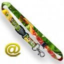 Nyckelband fullfärg sublimation Via eMail