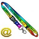 Specialtillverkade speciella nyckelband