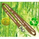 Nyckelband ECO bambu Via eMail