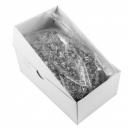 Box med 1000 säkerhetsnålar för löpnummer