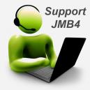 Tekniskt stöd för JMB4+