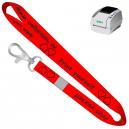 Nyckelband keyhanger - Print Själv
