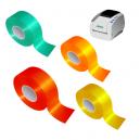 Rullar av reflekterande tejp för JMB4 termisk överföringsskrivare