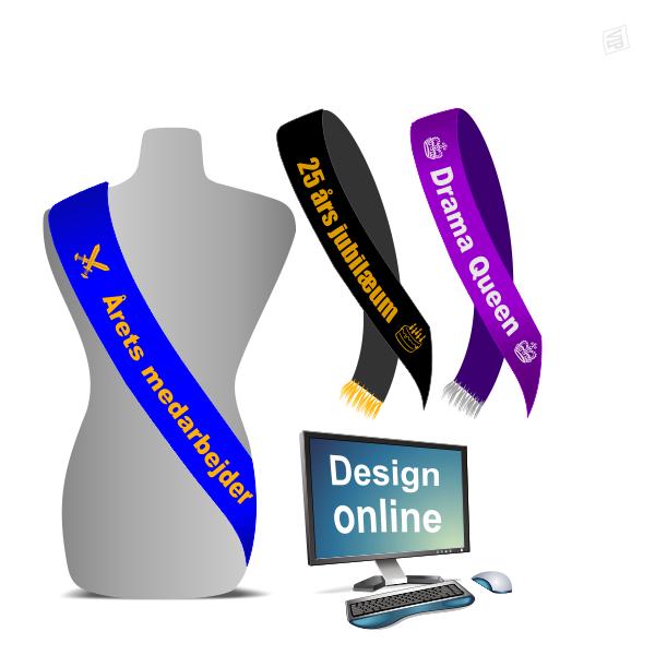 Design online din egen shash