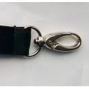 Hummerlås på exklusiva nyckelband