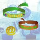 ECO PET textil armband