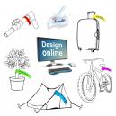 Märkningsband tryck Design själv