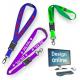 Design online nyckelband med skärmutskrift