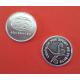 Mynt och tokens gjorda av aluminium