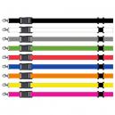 Färger finns i lager för nyckelband