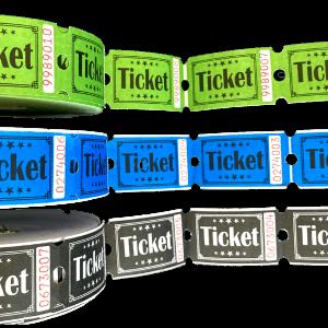 Rullar biljetter
