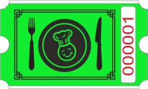 Mat roll - Grön